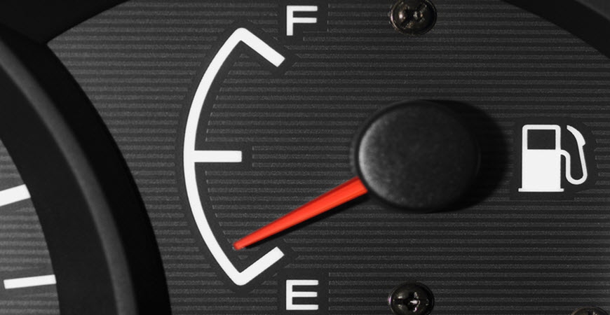 MINI Faulty Fuel Gauge