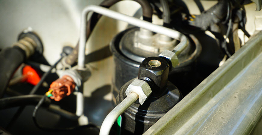 Reasons Behind Pressure Accumulator Failure in a Porsche