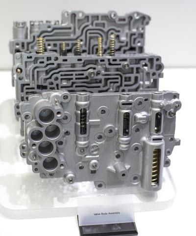 Porsche Transmission Valve Body
