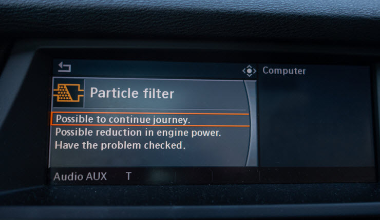Experts in Escondido will Clean Your Clogged DPF in Your Sprinter