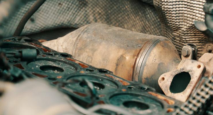 Sprinter Diesel Particulate Filter