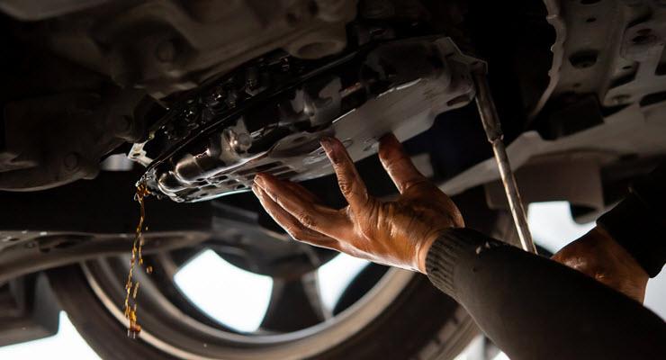 BMW Automatic Transmission Fluid Flush